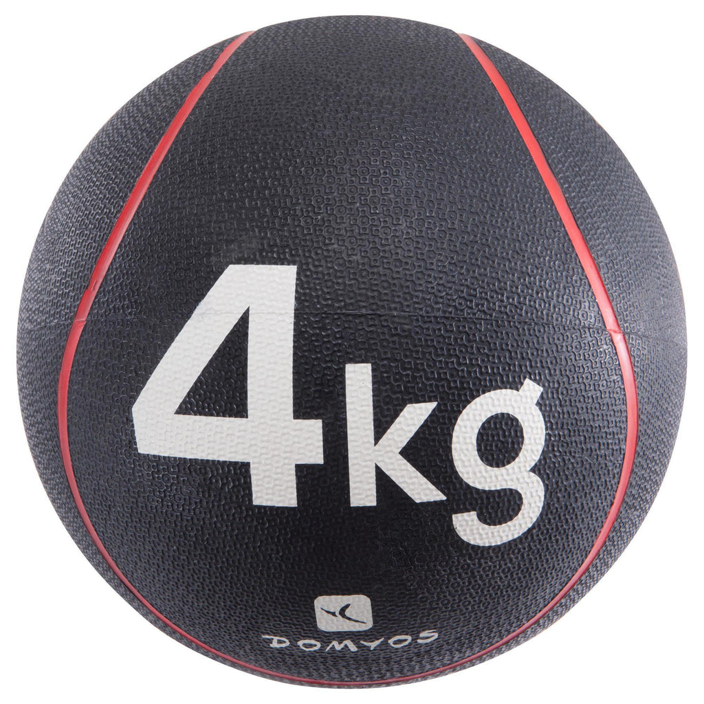 Toneball reconditionnée - MEDECINE BALLE TONEBALL LESTEE 4KG/DIAMETRE 24CM - Decathlon Seconde Vie