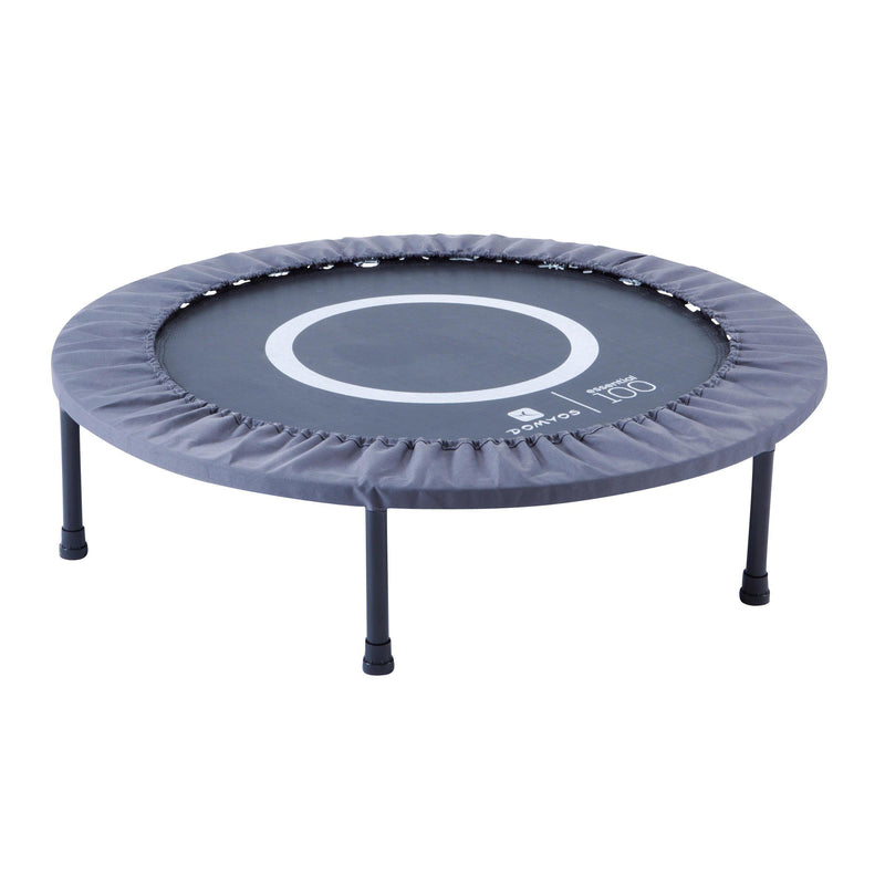 Trampoline fitness reconditonné - FIT TRAMPO ESSENTIAL 100 CARDIO FITNESS - Decathlon Seconde Vie
