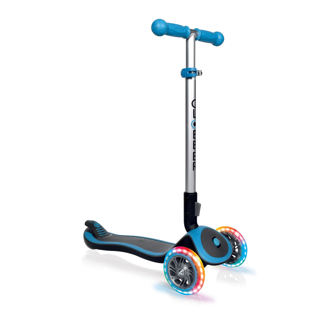 Trottinette enfant reconditionnée - EXPERT LIGHT SKY BLUE - Decathlon Seconde Vie