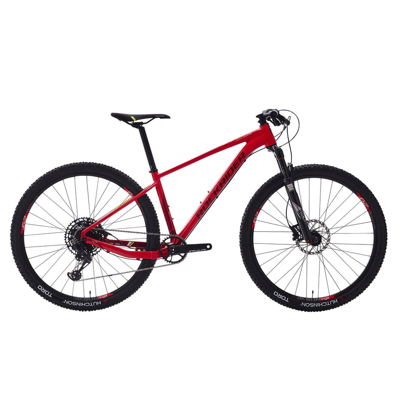 "Vélo reconditionné - VTT XC 500 29"" 12S ROUGE - Decathlon Seconde Vie"