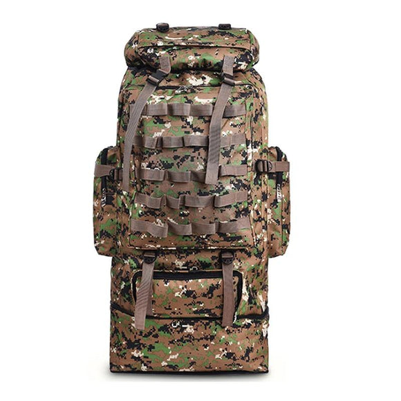 100L Military Backpack - my LUX style