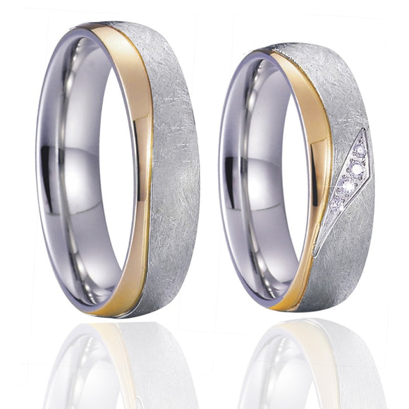 Wedding Rings - my LUX style