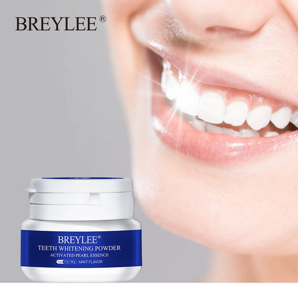 Teeth Whitening Powder - my LUX style