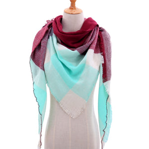 Luxury  Cashmere Shawls - my LUX style