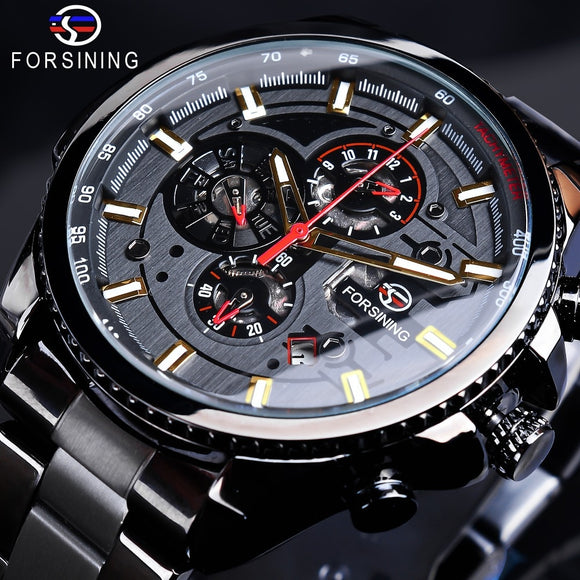 Luxury Multifunction Sport Watch - my LUX style