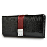 Luxury Leather Clutch - my LUX style