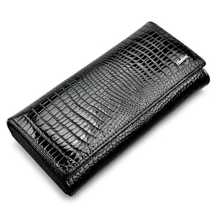 Luxury Leather Ladies Clutch - my LUX style