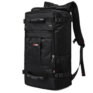 50L Waterproof Travel Backpack - my LUX style