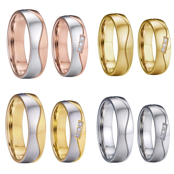 LOVE Marriage Rings - my LUX style
