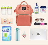 USB Chargeable Diaper Bag (LeQueen) - my LUX style