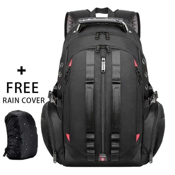 USB Anti Theft Travel Backpack - my LUX style