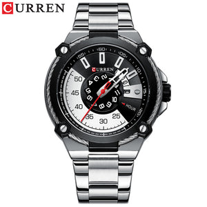 New!!! Fashion Stainless Steel Watch - my LUX style