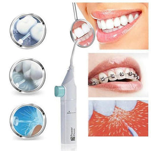 Portable Dental Water Flosser - my LUX style