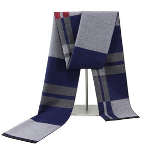 Winter Men's Scarf - my LUX style