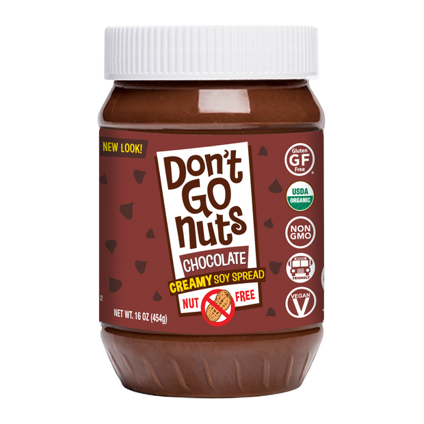Chocolate Soy Spread Case 1