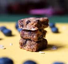 Load image into Gallery viewer, Blueberry (Blueberry Blast) Chewy Granola Bar