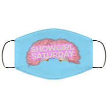 Load image into Gallery viewer, Showgirl Saturday Face Mask