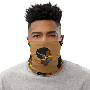 Black Lives Matter Neck Gaiter