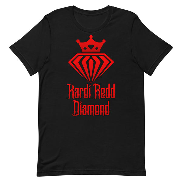Kardi Redd Diamond Logo T-Shirt
