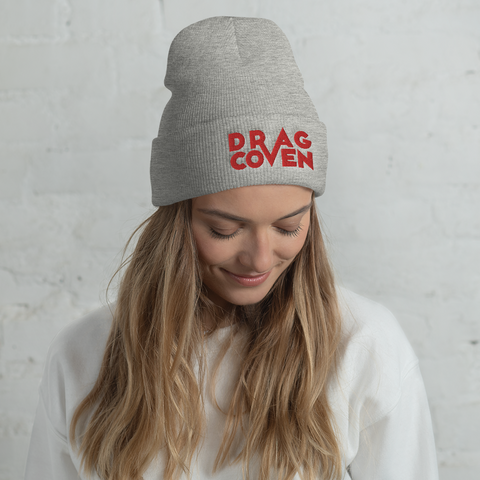 Drag Coven Cuffed Beanie