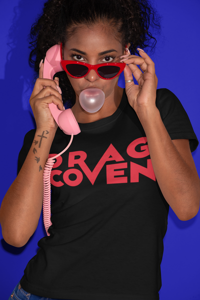 Drag Coven Logo Short-Sleeve Unisex T-Shirt