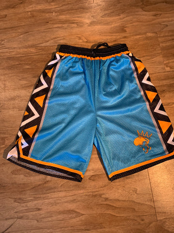 Tribal Basketball Shorts
