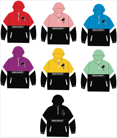 Sports Tech Windbreaker