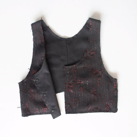 brassière childhood tweed