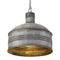 Golden Shiloh Large Pendant 889