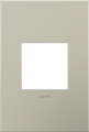 Adorne Satin Nickel Wall Plate