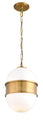 BROOMLEY 2LT PENDANT 272-42