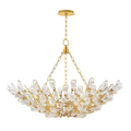 10 LIGHT CHANDELIER 7240
