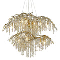 Autumn Twilight MG 2 Tier - 18 Light Chandelier 9903