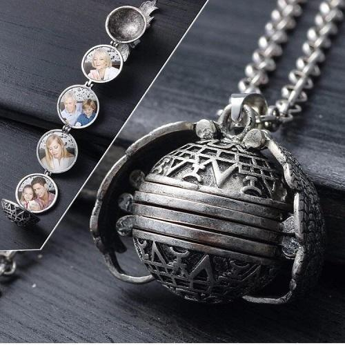 BUY 1 GET 1 FREE ONLY TODAY!-EXPANDING PHOTO LOCKET