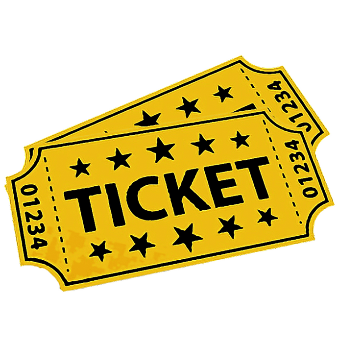 Online Adult Ticket