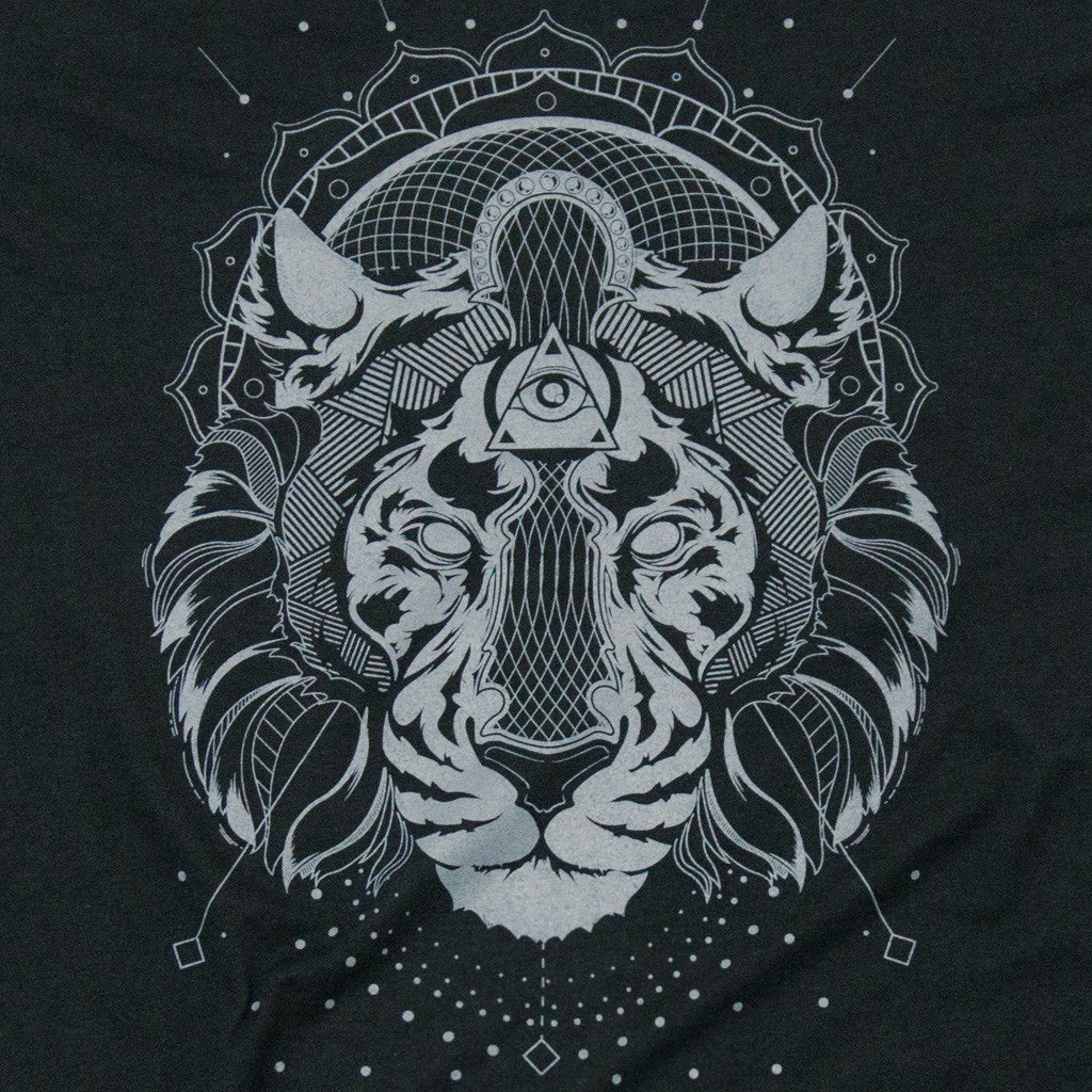 Raw Neck Tiger Deity