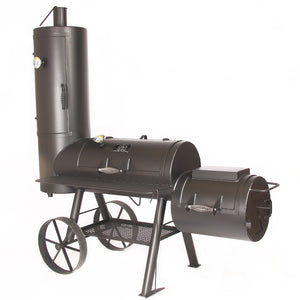 "Horizon Smoker 16"" Ranger Backyard Style Vertical Smoker - Smoker Guru"