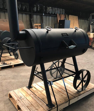 "Horizon Smoker 20"" Patriot XL Backyard Style Charcoal Grill - Smoker Guru"