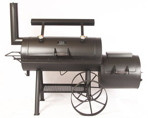 "Horizon Smoker 20"" RD Special Marshal Backyard Style Smoker - Smoker Guru"