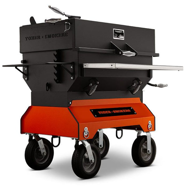 Yoder Smokers 24 Quot X36 Quot Adjustable Charcoal Grill On