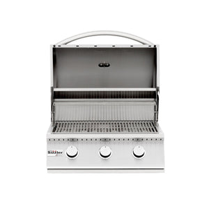 "Summerset Sizzler 26"" Built-in Grill - Smoker Guru"