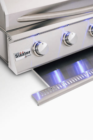 "Summerset Sizzler Pro 32"" Built-in Grill - Smoker Guru"