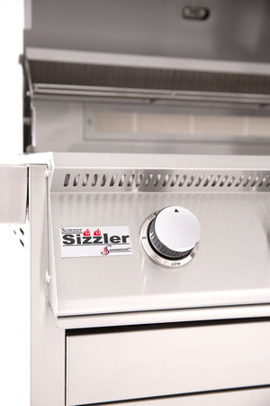 "Summerset Sizzler 40"" Built-in Grill - Smoker Guru"