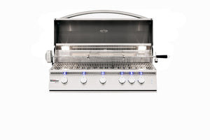 "Summerset Sizzler Pro 40"" Built-in Grill - Smoker Guru"