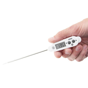 600D - Super-Fast® Waterproof Pocket Thermometer