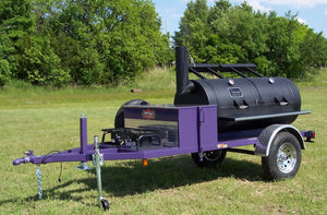 Horizon Smoker 7,000lb Drop-Foot Stabilizer Jack - Smoker Guru