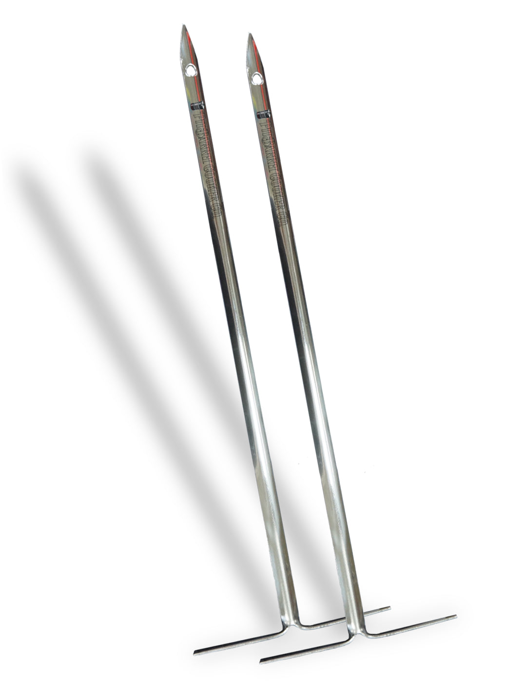Pit Barrel Cooker 15″ Stainless Steel Vertical Skewers (2) - AC1015L15