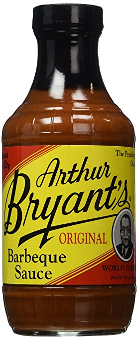 Arthur Bryant's Original Barbeque Sauce
