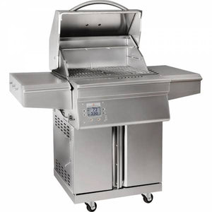 Memphis Grills Beale Street Wi-Fi Controlled 26-Inch 430 Stainless Steel Pellet Grill - BGSS26+ FREE ACCESSORIES