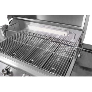 Blaze Rotisserie Kit For 32-Inch Charcoal 4-Burner Gas Grills - BLZ-34-ROTIS